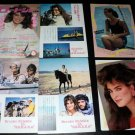 Brooke Shields clippings #1 Japan Sahara FINAL SALE