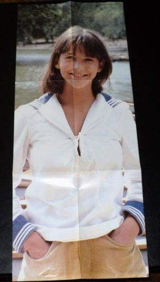 Sophie Marceau / William Katt folded poster Japan FINAL