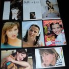 Sophie Marceau clippings #6 Japan 80s USA 90s FINAL!