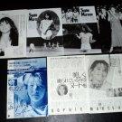 Sophie Marceau clippings pack #5 Japan 80s FINAL SALE