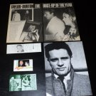 Richard Burton clippings pack 70s 80s Elizabeth Taylor