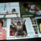 Jackie Chan clippings pack #5  80s Japan FINAL SALE