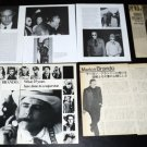 Marlon Brando clippings pack #1 1970s articles FINAL