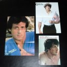 Sylvester Stallone clippings #1 centerfolds Japan FINAL