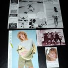 Cynthia Rhodes clippings pack Japan 80s FINAL SALE