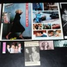 Gena Rowlands clippings pack Japan 80s  John Cassavetes