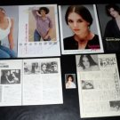 Isabelle Adjani clippings pack Japan 80s