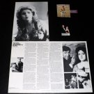 Bernadette Peters clippings pack