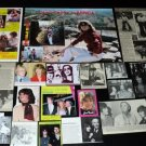 Jane Fonda clippings pack 60s 70s 80s USA Japan