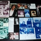 John Hurt clippings pack Japan 70s 80s
