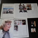 Lee Remick clippings pack