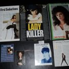Linda Fiorentino clippings pack