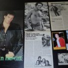 Martin Hewitt clippings pack 80s star Endless Love