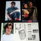 Michael Pare clippings pack 80s Japan + Diane Lane