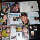 Patrick Swayze clippings pack
