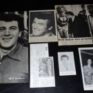 Rock Hudson clippings pack