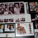 Roy Scheider clippings pack Japan 80s