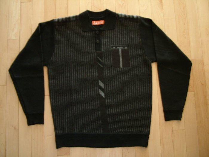 Men - T Shirt - Full Sleeve - Black