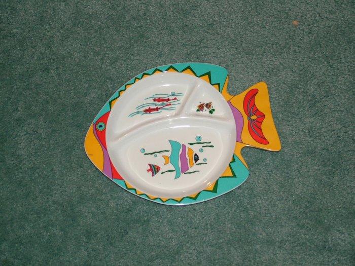Melamine Dry Fruit Fish Tray