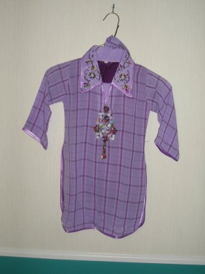 Girls Kurta Shalwar - Different Size and colors