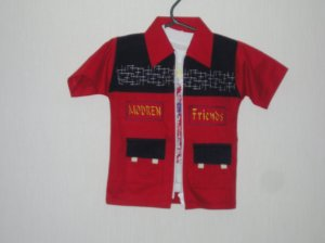 Boys T-Shirt and Jersey set #2
