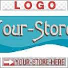 Whooping Crane Blue Sea Soothing eCRATER Store Y-S-H LOGO