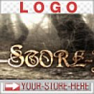Mysterious Dark Forest Enchanting eCRATER Store Y-S-H LOGO