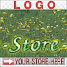 Field of Dandelions Nature Pretty eCRATER Store Y-S-H LOGO