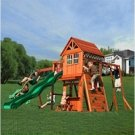 Nordic Cedar Play Set with Slide