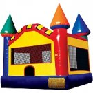 Castle II Inflatable Jump  15