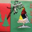Ho Ho Ho Merry Christmas Handmade Card