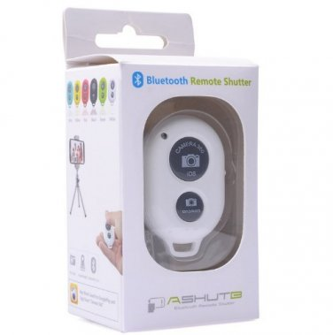 Free shipping Bluetooth Camera Remote Control Self-Timer Shutter