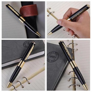Mini Camcorder hidden Camera watch camera Pen DVR Spy Pen, ball-point pen