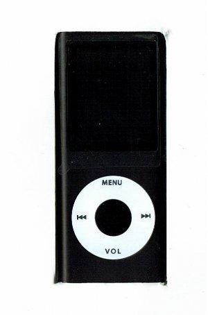 50 - 1.8 inch 2GB Ipod Nano Style MP3-MP4 Video Player with Voice recorder & FM Radio -Black