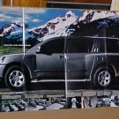 2004 Nissan Armada Full Sized SUV Poster