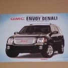 2005 GMC Envoy Denali Limited Edition Brochure