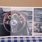2005 Saturn AURA Concept Limited Edition Brochure