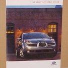 2006 Subaru B9 Tribeca Car & Driver Edition Brochure