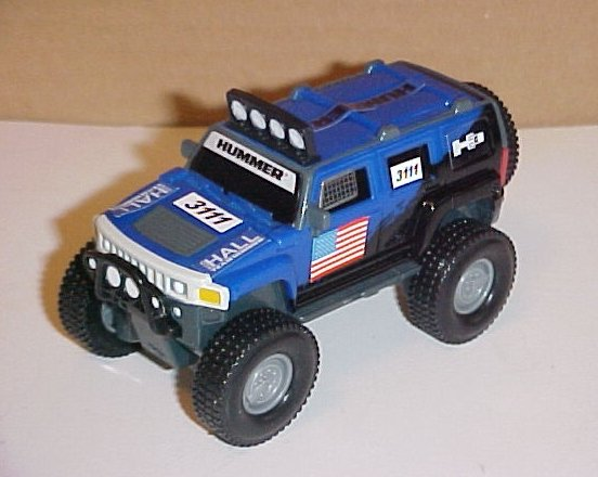 2008 Hummer H3 New Factory Mini Toy Truck