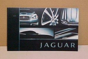 2009 Jaguar New Premier Full Line Brochure