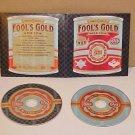 2009 Scion TC XA XB New Fools Gold Remixed Music CD Set