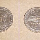 Black Bear Minnesota Indian Casino Retired $1 Token Set