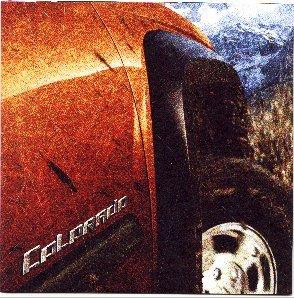 2004 Chevrolet Colorado Pick Up Brochure