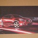 Pontiac Vibe Dynamic By Design 2009 New Poster