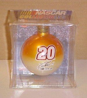 Tony Stewart 20 Nascar Racing New Christmas Ornament