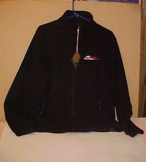 Weathertech Brand New Extra Large Landway Fleece Spring Fall Jacket