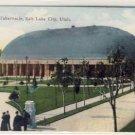 Mormon Tabernacle SLC, Utah Postcard VP-7011