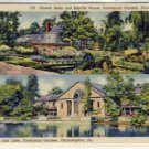 Zoological Gardens Philadelphia, PA Postcard VP-3601