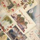 Lovey Lot of 21 Vintage Mixed Grtg Postcards VP-6842