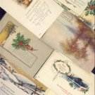 Nice Lot-15 Mixed Holiday Greetings Postcards VP-4007